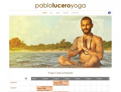 Pablo Lucero Yoga