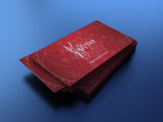 Kikimora Business Card