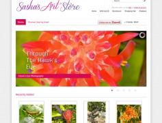 Sasha's Art Store
